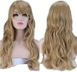 S-noilite® Vogue Wig Long Straight Layer Full Head Wigs Cosplay Costume Party Daily Fancy Dress