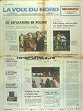 Telecharger Livres VOIX DU NORD LA No 12678 du 06 04 1985 LES EXPLICATIONS DE ROCARD GUADELOUPE LA 1ERE CONFERENCE DES INDEPENDANTISTES DES DOM TOM PLUS DE 400 SUPPRESSIONS D EMPLOIS A CALAIS LA DISPARITION DE DEUX LIEGEOISES EN AOUT 84 VATICAN 85 LES CLEFS DE SAINT PIERRE DANS LES MAINS DE JEAN PAUL II MOSCOU TELEX PIEGES A L AMBASADE DE FRANCE LES SPORTS FOOT LES LOTUS RENAULT AU BRESIL (PDF,EPUB,MOBI) gratuits en Francaise