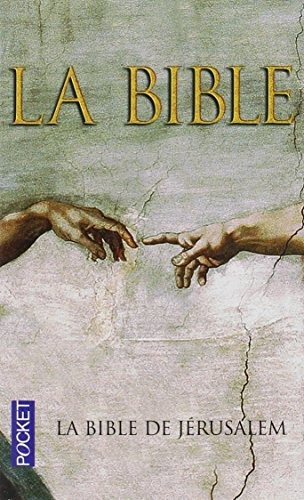 La Bible De Jerusalem par Collectif