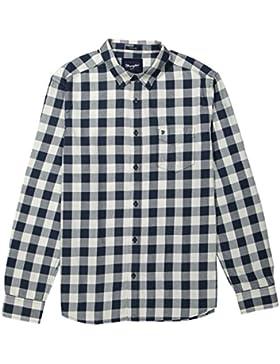 Wrangler -  Camicia Casual  - Maniche lunghe  - Uomo