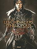 """Afficher """"Les Chevaliers d'Héliopolis n° 1 Nigredo, l'oeuvre au noir"""""""