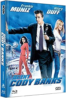 Agent Cody Banks - Limited Collector's Edition - Mediabook (+ DVD), Cover C [Blu-ray]