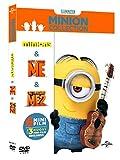 minions collection (3 dvd) box set DVD Italian Import by luciana littizzetto