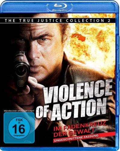 Bild von Violence of Action - Im Fadenkreuz der Gewalt - Ungeschnittene Fassung/The True Justice Collection 2 [Blu-ray]