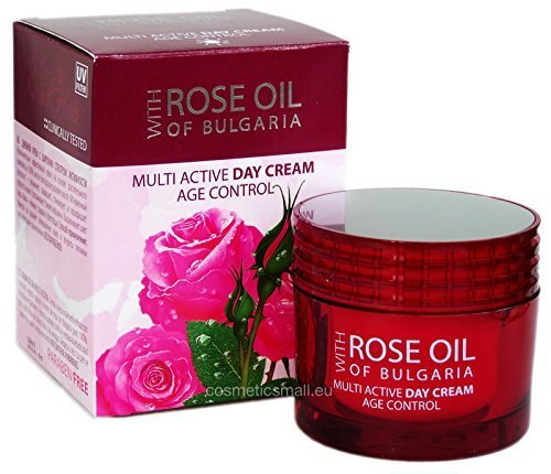 Multi active day cream Regina Floris 50ml by BulRose -