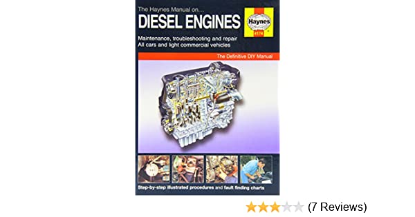the haynes manual on diesel engines haynes diy manuals amazon co rh amazon co uk Haynes Manual Monte Carlo Back Haynes Manual Monte Carlo Back