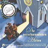 Die verschwundenen Hirten. Hörspiel zum Fensterbild-Adventskalender: Audio-CD im MP3-Format, ab 8 Jahre