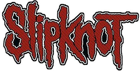 SLIPKNOT patch officiel 11X4CM