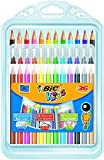 BIC Kids - Pack mixto de coloreado de 36 unidades