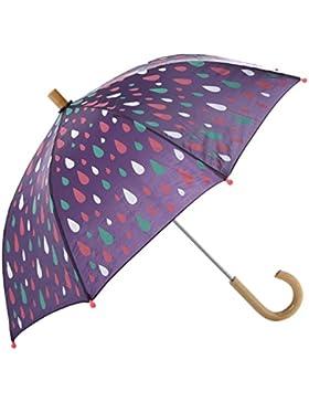 Hatley Printed Umbrellas, Ombrello Bambina