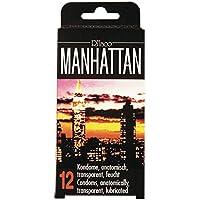 RILACO Kondome Manhattan 12 Stück, 1er Pack (1 x 12 Stück) preisvergleich bei billige-tabletten.eu