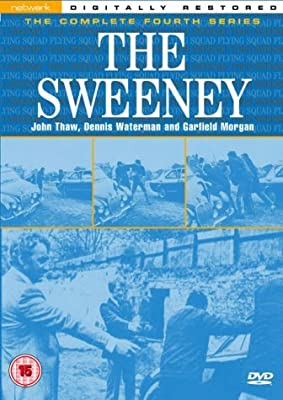 The Sweeney - The Complete Series 4 [1975] [DVD] by John Thaw