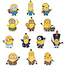 Gru - Figura Articulada 6 cm (varios modelos) - Figura Minions articulada 5 -8 cm., Figura A partir de 8 años Varios Modelos diferentes*No se podrá elegir modelo.