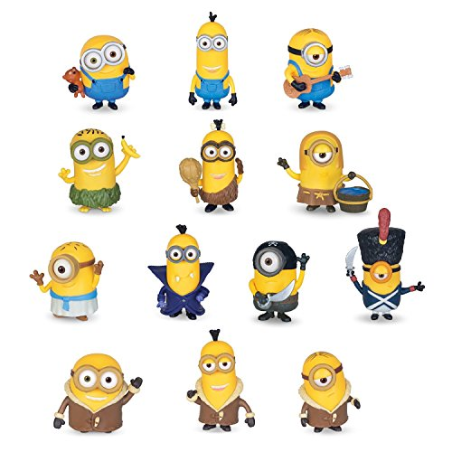 Gru - Articulated Figure 6 cm (several models)) - Figure Minions articulated 5 -8 cm., Figure As of 8 years Several Different Models * You can not choose model.