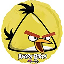 Amazon It Disegni Da Colorare Gratis O Uccello Giallo Di Angry Birds