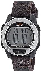 Timex Digital White Dial Mens Watch-T49948