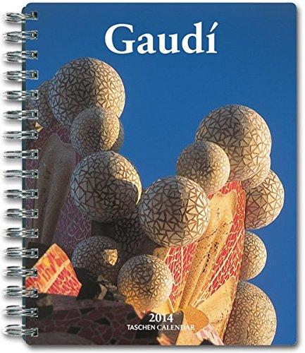 14 Gaudí (Taschen Spiral Diaries)