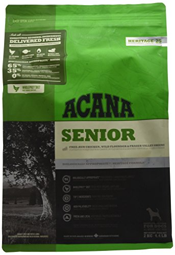 Acana Senior Dog Food, 2 kg