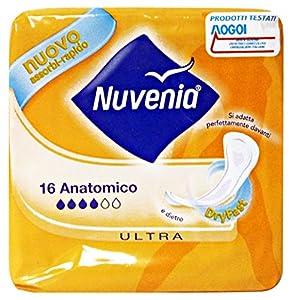 NUVENIA Ultra anatomico * 16 pz. - Sanitary napkins pantyliners