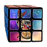 Nicegift Egyptian Patterns In Cat 3x3 Smooth Speed Magic Rubiks Cube...