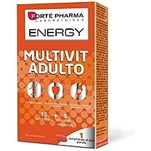 Forte Pharma Iberica Energy Multivit Adulto Complemento Alimenticio - 28 Tabletas