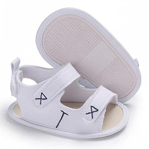 f6de081d72546 LiucheHD Scarpine neonato estiva Neonato neonato Ragazzi e ragazze Ricamo  suola morbida Scarpe antiscivolo Scarpe sportive da esterno Scarpe da  bambino ...