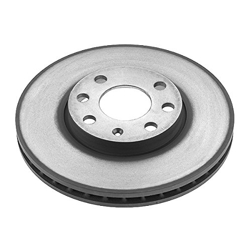 Preisvergleich Produktbild febi bilstein 17210 Bremsscheibensatz (vorne,  2 Bremsscheiben),  innenbelüftet,  Lochzahl 4