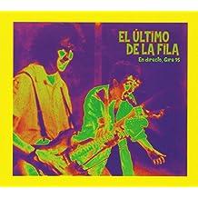 EL ULTIMO DE LA FILA : En directo Gira 95