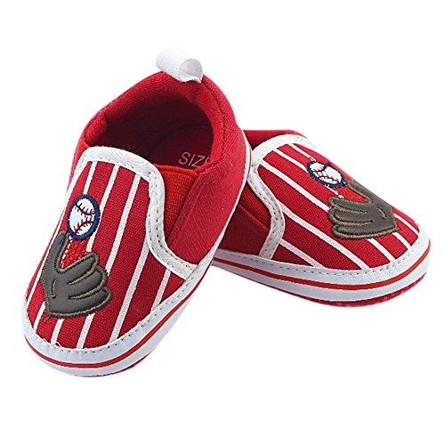 ~ Hankyky Kind Baby Junge Krippeschuhe Kleinkind Skid Mädchen Weiche Monate Sohle Schuhe Lauflernschuhe 18 B Anti Canvas 0 Sneaker 11rZxHq5w
