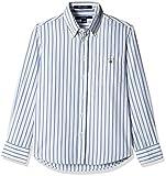 Gant Boys' Shirt (GBSEF0022_Lake Blue_XL...