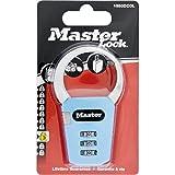 Master Lock 1550EURDCOL - Candado de combinación   (color al azar)