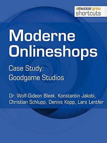 Moderne Onlineshops: Case Study: Goodgame Studios (shortcuts 144 ...