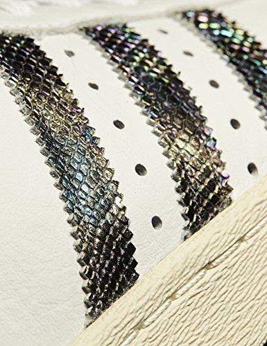 adidas Bz0148, Scarpe da Fitness Uomo Vari colori (Ftwblaftwblaftwblaftwblawbla)