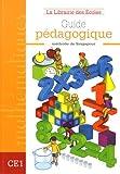 Guide pédagogique CE1