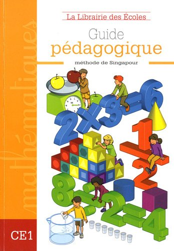 Guide pdagogique CE1