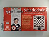 Sprechende Schachschule - Schach spielen und lernen mit Weltmeister Anatoly Karpov [ Schachcomputer + Buch].
