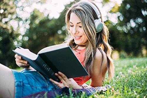 Audio Technica ATH-SR5BT Kabelloser Bluetooth High-Resolution On-Ear Kopfhörer Weiß - 5