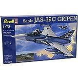 Revell Modellbau 04999 - Saab JAS 39C Gripen im Maßstab 1:72