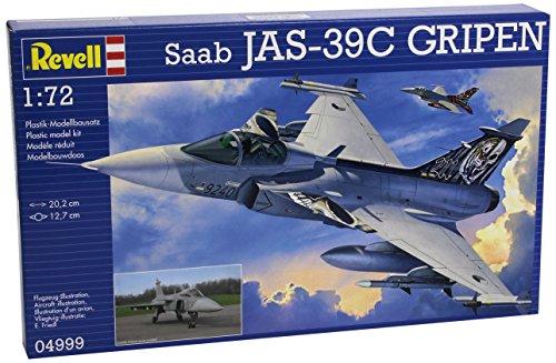 revell-04999-saab-jas-39c-gripen-kit-di-modello-in-plastica-scala-172