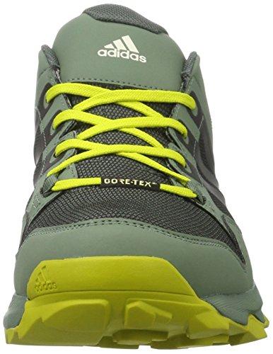 adidas BB5431, Scarpe Running Uomo Verde (Utility Ivy/core Black/unity Lime)