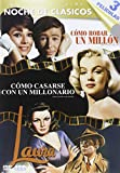 Pack Maraton De Cine: Noche De Clasicos:Como Robar Un Millon+ Como Casarse Con Un Millonario+ Laura - Tri [DVD]