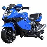 #9: Delia K1000 BMW Bike, Blue