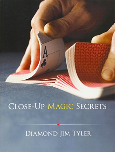 Close-Up Magic Secrets (Dover Magic Books) por Diamond Jim Tyler
