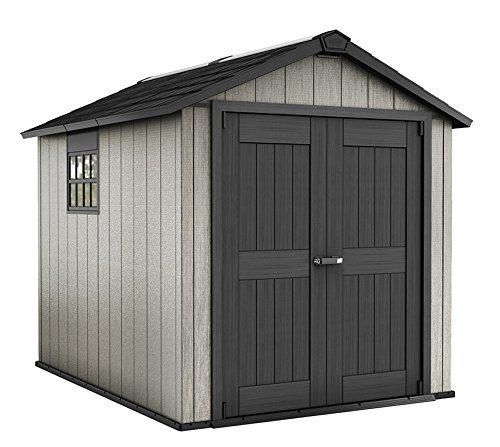*Gartenhaus / Gerätehaus Oakland 229 x 223,5cmKeter braun*
