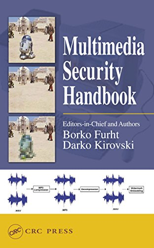 Multimedia Security Handbook (Internet and Communications 4 ...