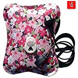 Unyks Star Electric Gel Heating Bag Pouch for Pain Relief (Assorted Design and Colour)