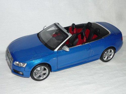 Norev Audi A5 A 5 S5 S Cabrio Blau Sprint 2009 1/18 Modellauto Modell Auto (S5 Audi Modell)