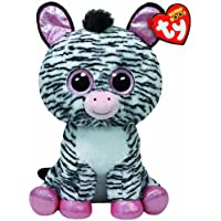 Ty Beanie Boos Izzy - Zebra Large (Justice Exclusive) by Ty Beanie Boos