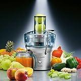 Gastroback Easy Juicer 900W Silber, 40118