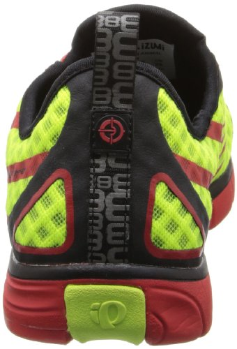PI Shoes EM Tri N 1 Black/Screaming Yellow 12.5 Noir - BLACK / SCREAMING YELLOW